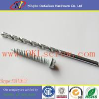 Hex Washer Head Concrete Masonry Screws Tapcon Anchor and Drill Bits Manufactures