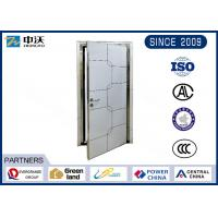 China High Compressive Strength Solid Wood Internal Fire Doors Wear Resistant 1000*2300mm on sale