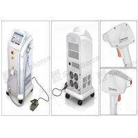 808nm Diode Laser Hair Removal Machine , Permanent Hair Removal Devices Manufactures