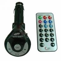 China Car MP3 Player and FM Transmiiter on sale