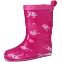 Attractive Flat Casual Rain Boots Shoes For Women Manufactures