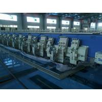 4 In 1 Automatic Embroidery Machine , 12 Head Embroidery Machine Multi Languages Available Manufactures