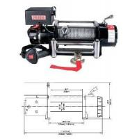 Electric Winch, Model#EWS9500 Manufactures