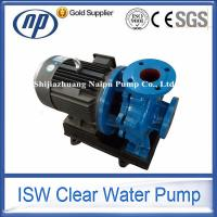 NP-ISW End Suction Water Pump Manufactures