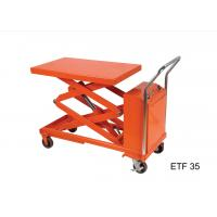 Machinery Machine Electric Lift Table For Warehouse CE ISO Certificate Manufactures