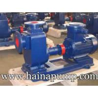 ZW self priming pump Manufactures