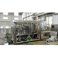 High speed Hot Drink Filling Machine Automatic Water Filling Line Manufactures