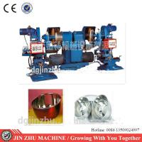 Quality Cookware Outside Automatic Polishing Machine With Perfect Surface Processing for sale