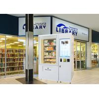 China Robotic Vending Machine with Lift System for Fresh Food and Salad on sale