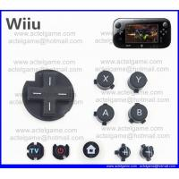 Wiiu Game Pad ABXY Buttons WiiU repair parts Manufactures