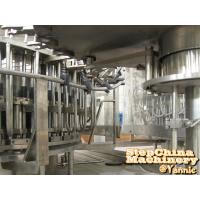 50 Heads Rinsing Water Filling Machine For Bottled Drinking Water Production Manufactures
