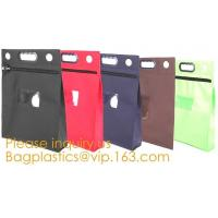 Locking Bank Bag Canvas with Hard Handles Black,Promotional Customized Nylon Money Pouch Bank Bags Secure Deposit Utilit