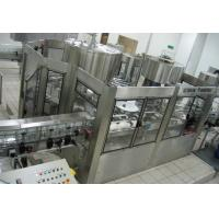 China Complete Drinking Water Production Line Mineral Water Bottle Filling Machine on sale