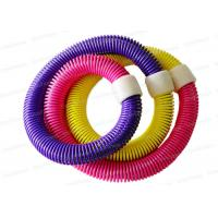 China Adult Exercise Health Hula Hoop / Large Hula Hoop Ring Fitness Soft Spring on sale