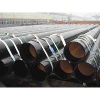 Varnished Surface Seamless Steel Tubes , Round Steel Tubing ASME A213 T1 T92 T122 T911 Manufactures