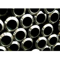 2.5MM - 40MM Thick Seamless Black Steel Pipe , Seamless Cold Drawn Steel Tube Manufactures