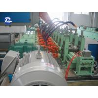 Carbon Steel Welded Tube Mill , Seamless Stainless Steel  Pipe Production Line Manufactures