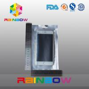 Aluminum Foil Font Transparent Anti Static Bag For Packaging Telephone Manufactures