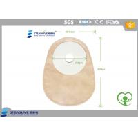 Buy cheap Nonwoven Closed Opaque Color One Piece Colostomy Bag For Medical Use from wholesalers