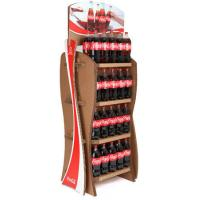 Multi Tier MDF Retail Display Stands Finish Two Side Showcase Merchandise Manufactures