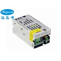 Mini Constant Voltage Power Supply 15Watt 12 Volt 125 MA OEM Manufactures