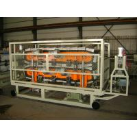 Buy cheap Mechanotronics Roof Tile Forming Machine / Plastic Glazed Sheet Extrusion from wholesalers