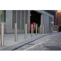 China High Security Stainless Steel Bollards With Six Type Diameter 120-275MM Available on sale