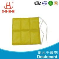 200% Absorption Capacity Effective Container Desiccant Bag For Reducing Air Humidity Manufactures