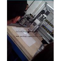 wood steel rule die cutting machine Manufactures