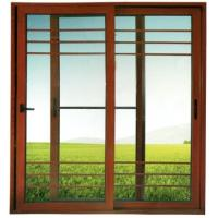 China Aluminum Sliding Window - DELUXE 80 SLIDING DOOR THREE RAIL TRACK on sale