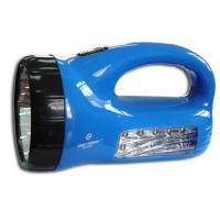 China Rechargeable led torch with emergency light function on sale