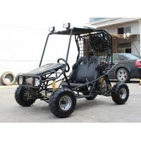 Disc Drive Brake 125cc Go Kart Buggy With Automatic Transmission ( 3+N+R ) Or D+N+R Manufactures
