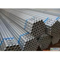 Square Hot Dip Galavanized Seamless Steel Pipe with thick coating Manufactures