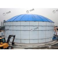 GLS Glass Lined Water Storage Tanks , Underground Water Storage Tanks Manufactures