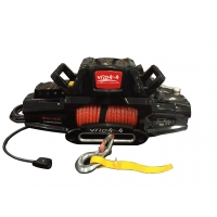 Buy cheap OEM Factory Made Best Quality Bull Winch-12.0i 12000LBS Off-road Winch 4x4 from wholesalers