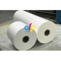 17-27micron BOPP Matte Lamination Film Roll 445mm*3000m Size BV Certification Manufactures