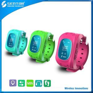 China Best price of Q50 GPS Children Locator tracker Wrist watch anti off & SOS SMS Alarm smart Watches on sale