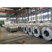1mm / Gauge 18 Thickness 304 Stainless Steel Strip Coil BA Bright  Finish With PVC Protection Manufactures