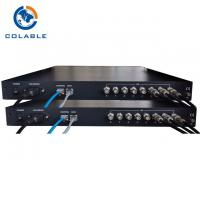 China DVB ASI To IP Gatewaty 8 CH ASI To IP Multiplexer Digital Broadcast System COL5781M on sale