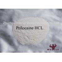 China Ease Paining Local Analgesic Powder Prilocaine Hydrochloride CAS 1786-81-8 on sale