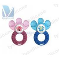 China silicone baby soother for sale