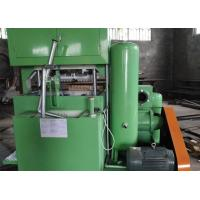 Auto Recycled Paper Egg Tray Manufacturing Machine 350-2500 Pcs/h Stable Running Manufactures