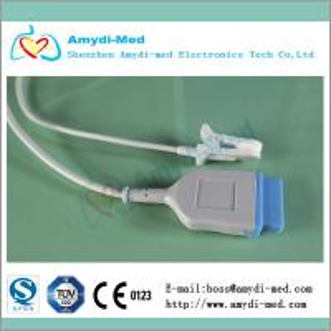 TUV CE 0123 GE-Marquette Veterinary lingual SpO2 sensor Manufactures