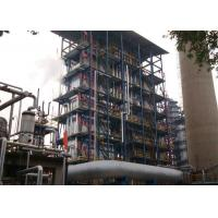 China Supplementary Fired Waste Heat Recovery Boiler With Excellent Site Servi on sale