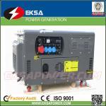 5KW Air cooled diesel generator set Manufactures