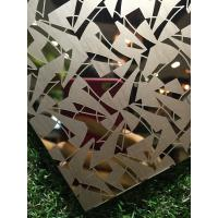 China China stainless steel mirror decorative sheets foshan supplier OEM ODM on sale