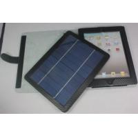 Stylish Durable anti-skidding protective Ipad 2 Solar Charger Case Manufactures
