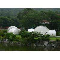 Buy cheap Simple And Beautiful Inflatable Transparent Camping Tent For Outdoors from wholesalers