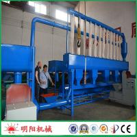 Quality one year warranty time biomass biofuel  wood sawdust briquette making machine for sale