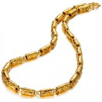 Drjobson Jewelry 18K Gold stainless steel necklace hot sales-N03 Manufactures